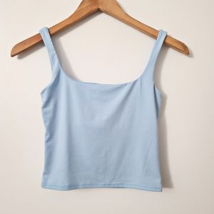 Peppermayo Tops - Ruched Crop Top